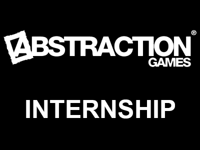 Game  : Unannounced Company involved : Abstraction GamesRole : - Technical Game Designer
